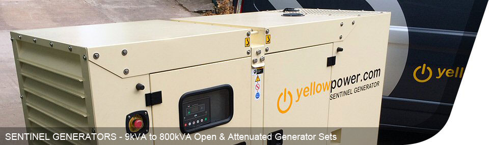 Yellow Power Ltd Diesel Generators