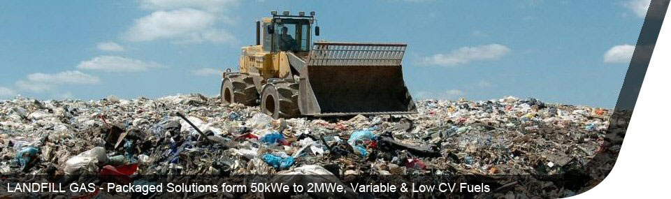Landfill Gas Power Generation